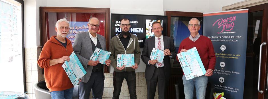 """""""Kirchen und Kino"""" zieht im Januar um"""