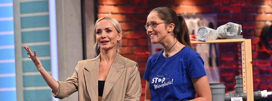 Friedberger Schülerin kämpft bei Pro7 für die Nachhaltigkeit