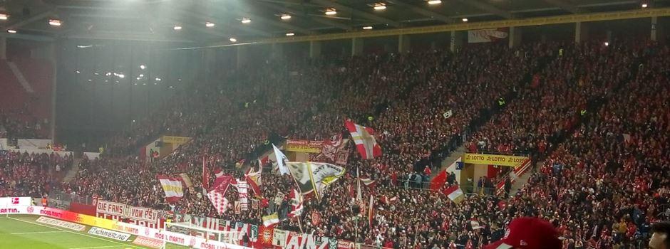 Mainz-Fans machen sich über Dortmund-Debakel lustig