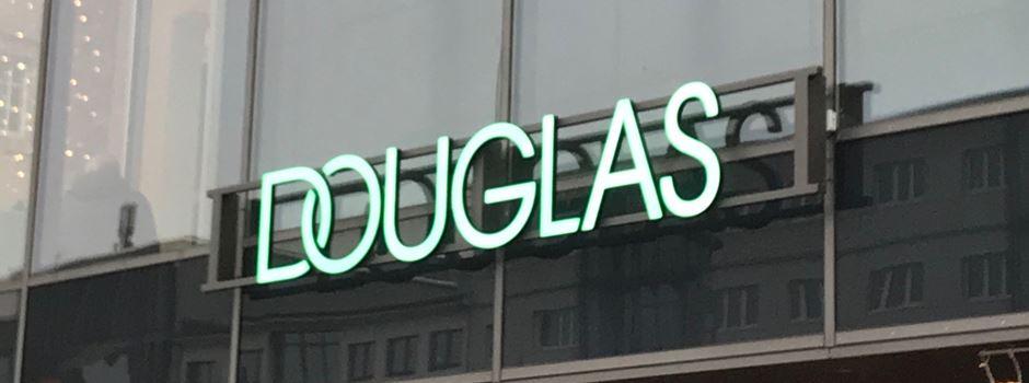 Douglas schließt Filiale in Mainz