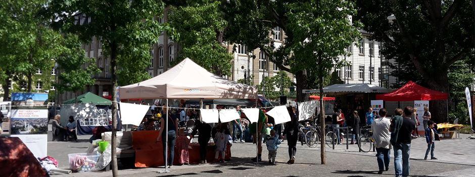 Kultur im Kiez: Kulturtage im Westend beginnen mit Party am Sedanplatz