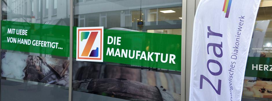 """""""Z - Die Manufaktur"""" in der Innenstadt"""