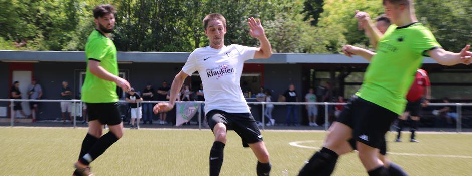 Acht Treffer und zwei Rote Karten würzen die Partie von Eintracht Waltrop