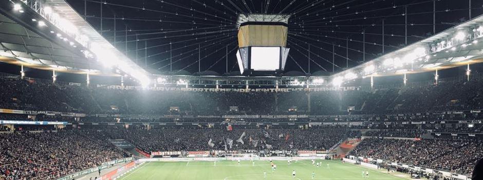 Frankfurter Fans setzen mit Schweigen ein Zeichen gegen Montagsspiele