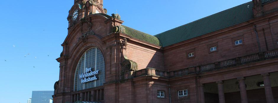 Die Geschichte des Wiesbadener Hauptbahnhofs
