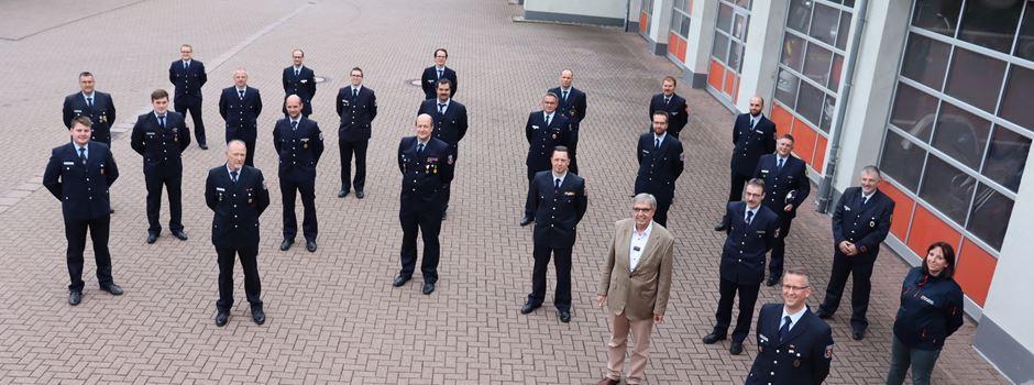 Neuer Stellvertretender Wehrleiter der Freiwilligen Feuerwehr VG Rhein-Selz verpflichtet