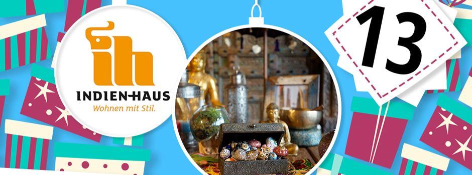 Heute3 X 30 Euro Gutscheine Vom Indien Haus Mainz