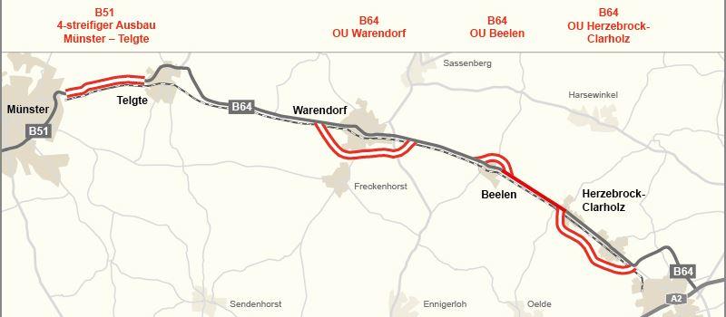 """B64 """"4zu1"""": Einladung zur Informationsveranstaltung in Warendorf"""