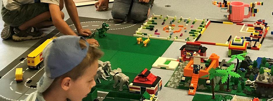 Ranzel: Legobautag in der Kita Willy-Brandt-Platz