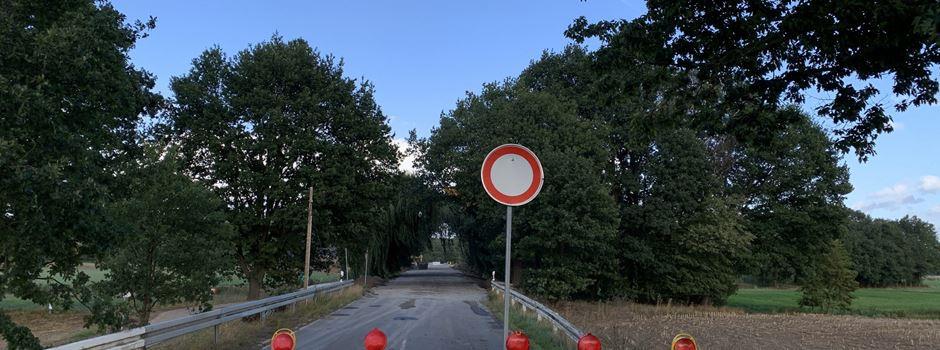 Update Fahrbahnerneuerung Emsbrücke