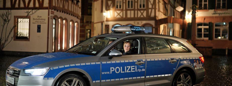 SWR begleitet Mainzer Polizei während der Nachtschicht