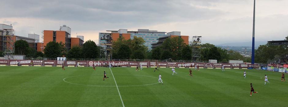 Wehen Wiesbaden verliert Auftaktspiel in Liga 2