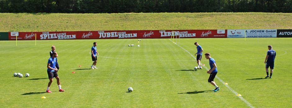 1.FC Saarbrücken; negative Corona-Tests