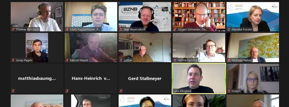 Breitbandkonferenz diesmal digital