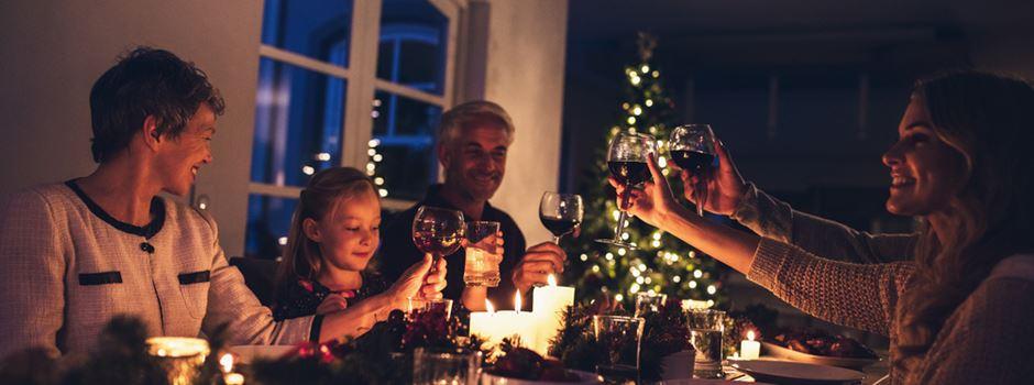 Wo Ihr an Heiligabend hinkönnt, wenn Ihr nicht alleine feiern wollt