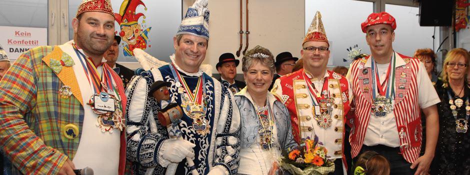 Karnevalistischer Frühschoppen in Mondorf