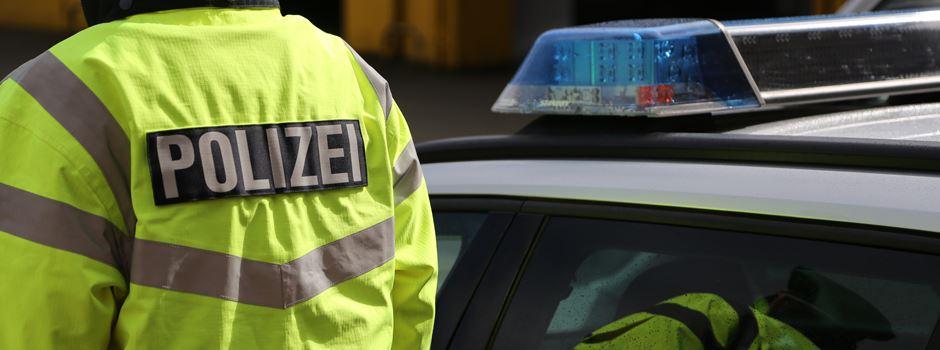 Polizei sucht SUV-Fahrer, der in Munster Unfallflucht begangen hat