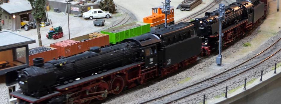 Erlebe die faszinierende Welt der Miniatur-Eisenbahnen