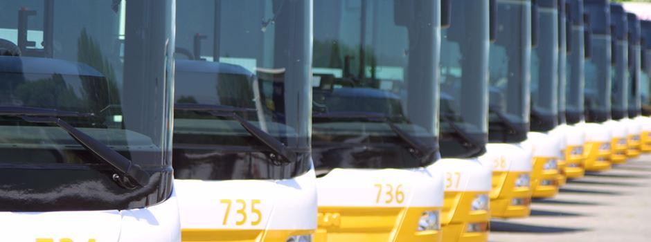 Streik: Erneut Bus-Ausfälle bei Mainzer Mobilität