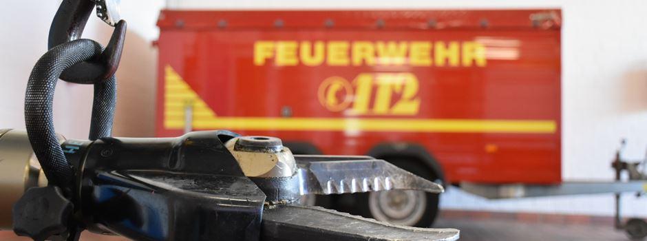 Bei Regen von Fahrbahn abgekommen - schwer verletzt