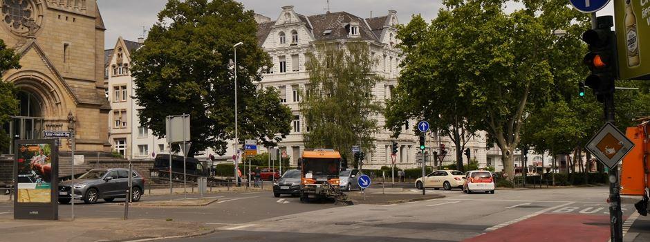 Illegales Linksabbiegen an der Ringkirche: Kreuzung wird umgebaut