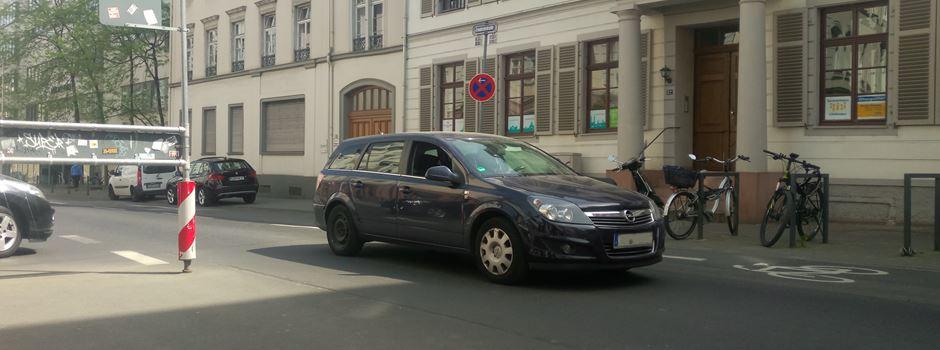 Falschfahrer sorgen für Unmut in der Friedrichstraße