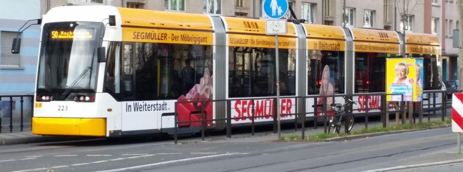 Kaiser-Wilhelm-Ring gesperrt