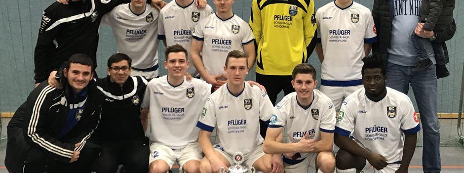SC Wiedenbrück gewinnt A-Jugend Turnier in Clarholz