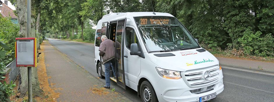 Bürgerbusverein Neuenkirchen sucht dringend Verstärkung