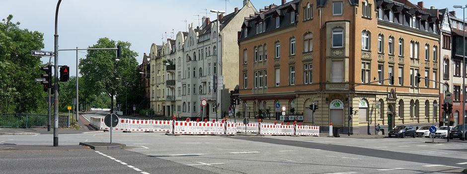 Ein Jahr Vollsperrung: Kasteler Straße wird saniert