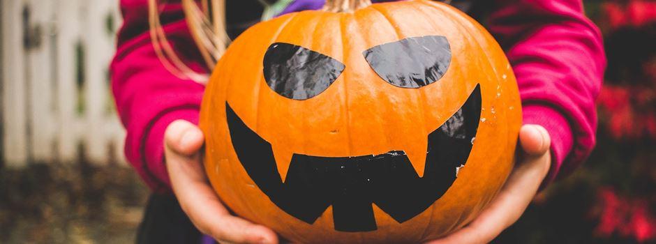 Halloween Events für Kids – Gruselhaus und Geschichten