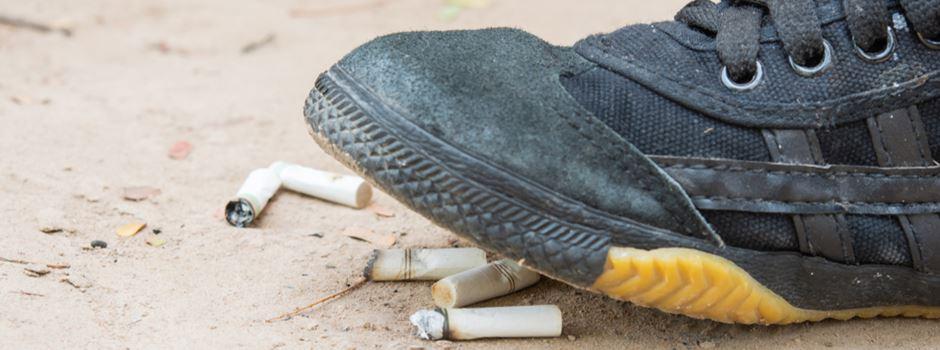 Ordnungsamt macht Jagd auf rücksichtslose Raucher