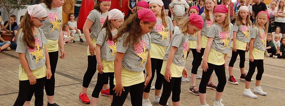 Tanzen für Mädchen 1.-4. Klasse