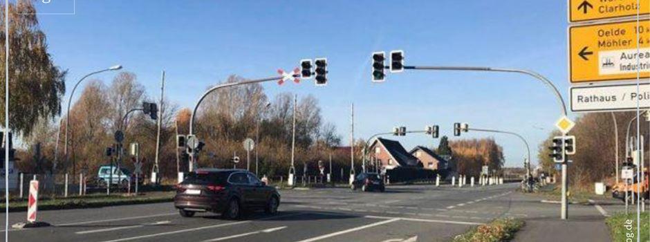 Kanalarbeiten der Gemeindewerke Herzebrock-Clarholz