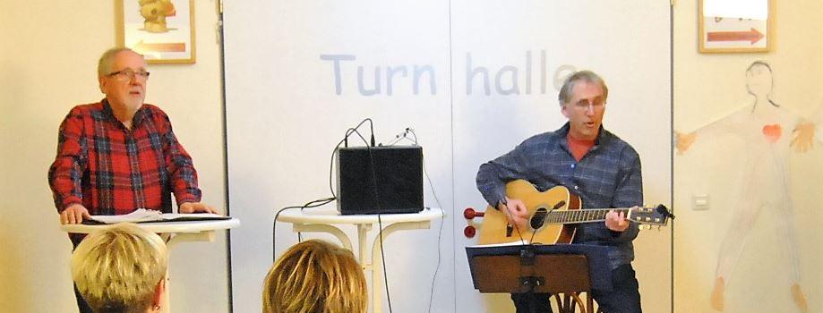 Guet goan bei Gedichten, Liedern, Nüsschen und mehr