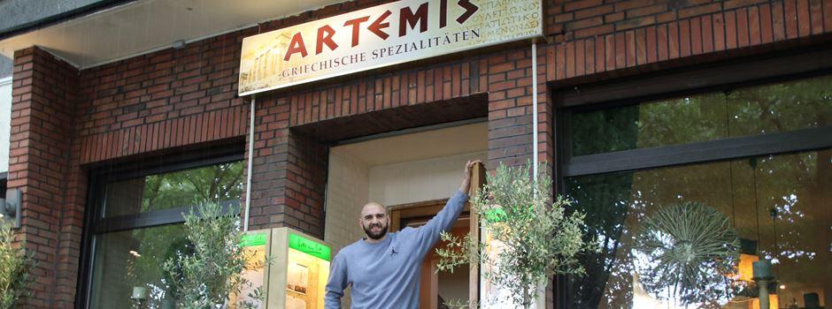Gastronomie darf ab 2. Juni wieder öffnen - Artemis renoviert das Restaurant