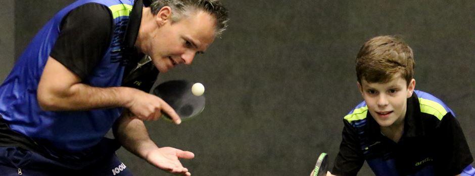 Tischtennistalent aus Niederkassel trainierte im Wohnzimmer - jetzt startet die Saison