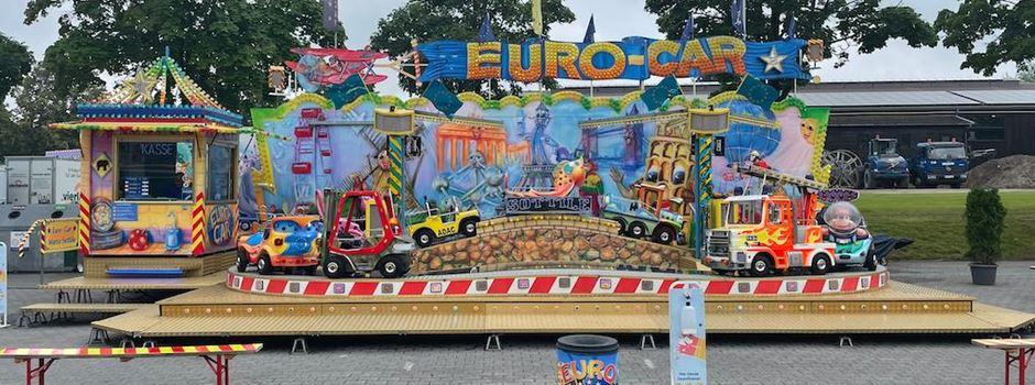 Mobiler Freizeitpark kommt nach Mainz