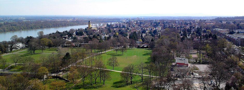 Die Nazi-Pläne mit dem Mainzer Volkspark