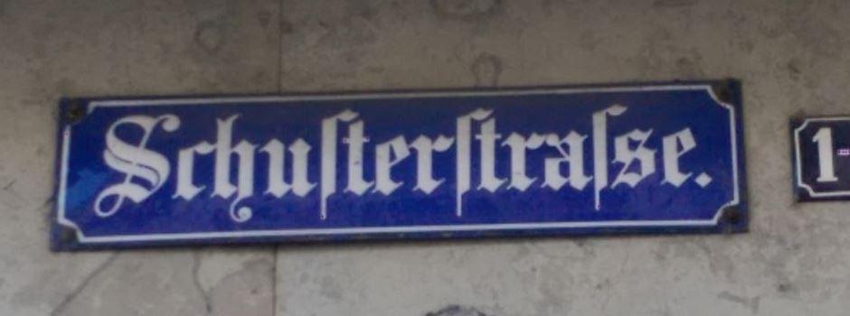 Warum hinter manchen Straßennamen in Mainz ein Punkt steht