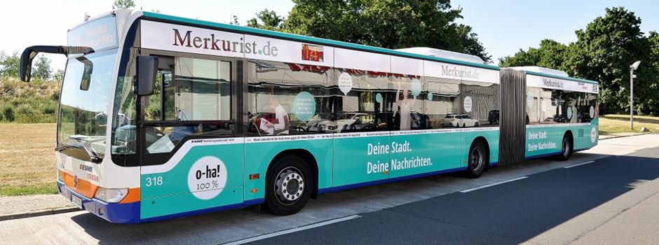 Die Elektro-Busse kommen