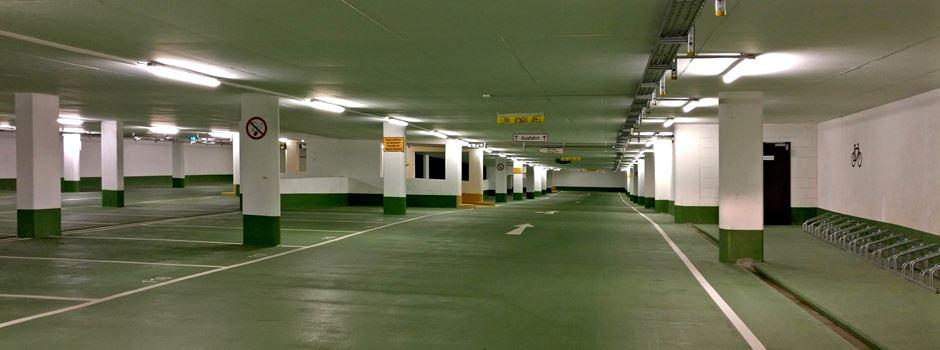 Wegen Corona: PMG schließt einzelne Parkhäuser und Parkdecks