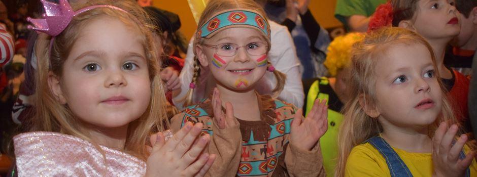 Karneval für Kinder - Wo geht was?