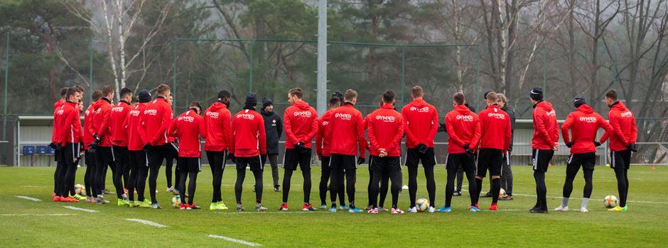 FCK Fans im Traininslager in Belek