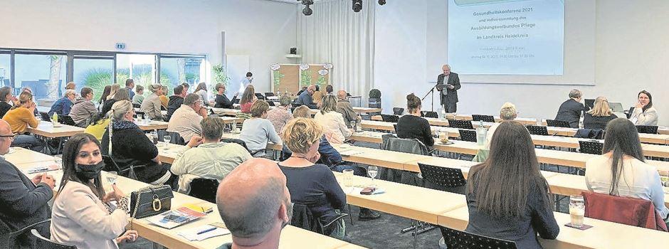 Dritte Gesundheitskonferenz