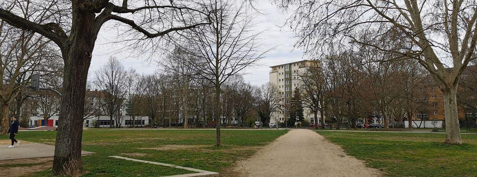 Trotz Verbot: 20 Personen auf Spielplatz in der Neustadt
