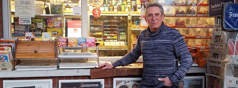 Grüngutmarken am Kiosk kaufen