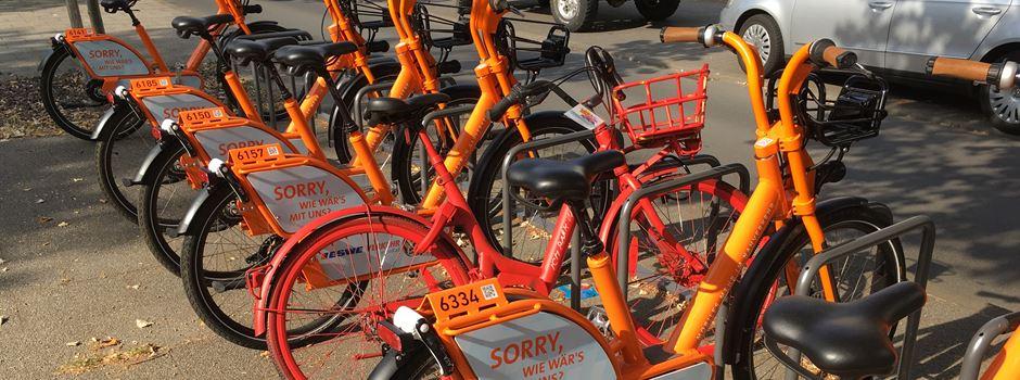 So könnte ein rotes Fahrrad eine Debatte vorantreiben
