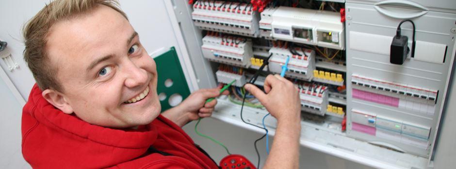 Papa Walter wäre stolz: Es gibt einen neuen Elektriker in Waltrop