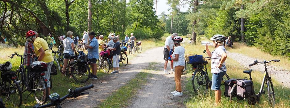 """""""Fahrradtour durch Feld und Flur"""""""